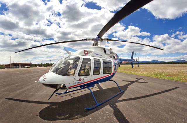 Bell Helicopter 407. Foto: KathrynsReport