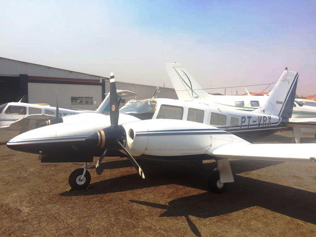CIOPAer do Mato Grosso tem novo avião na frota