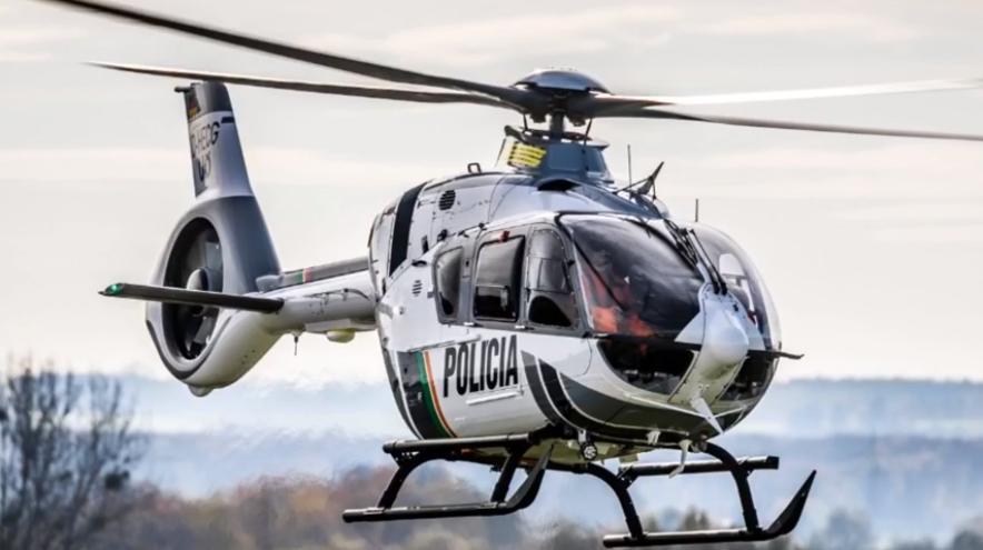 Governo do Ceará recebe o primeiro de dois novos helicópteros para reforçar atuação da Ciopaer