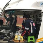 CIOPAer/TO e SAMU realizam transporte aeromédico de criança vítima de TCE de Paraíso para Palmas