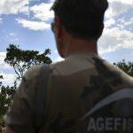Drone da Agefis flagrou neste sábado (20), no Noroeste, primeiro despejo irregular de lixo. Foto: Andre Borges, Agência de Fiscalização do DF (Agefis)