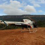 Grupamento Tático Aéreo e bombeiros localizam grupo que se perdeu na Serra de Itabaiana