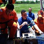 Helicóptero Arcanjo do Corpo de Bombeiros de Minas resgata criança picada por escorpião