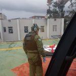 Batalhão de Operações Aéreas do Paraná resgata vítima de atropelamento na BR-376