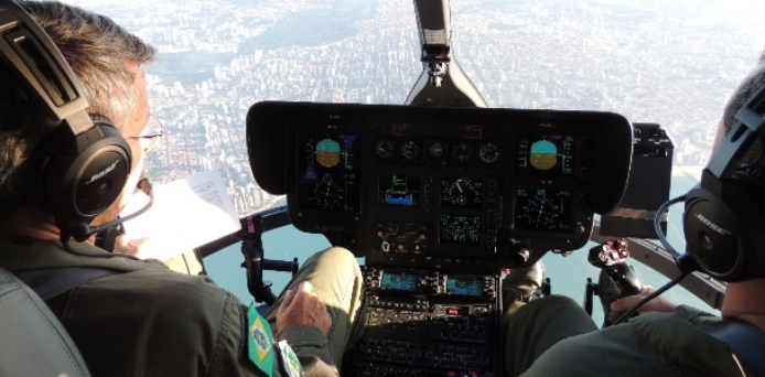 Escola de Aviação da Ciopaer do Ceará forma pilotos de todo o Brasil