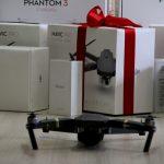 Secretaria Estadual da Fazenda doa Drones para o Corpo de Bombeiros de Santa Catarina