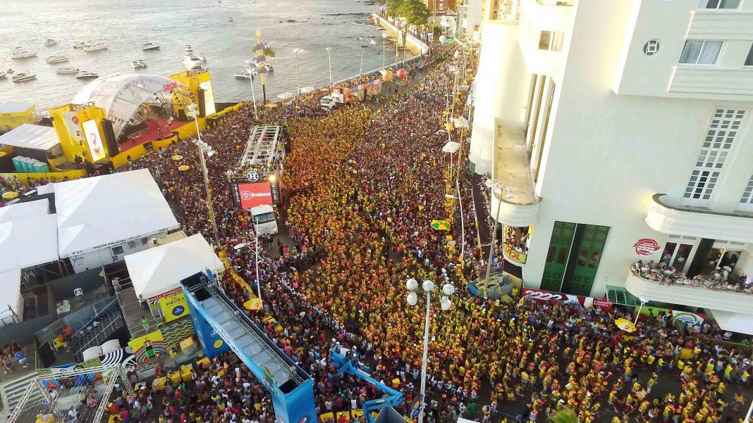 27/02/2017- Bahia- carnaval Foto: Valter Pontes / SECOM