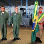Grupamento Aéreo do Pará completa seis anos e troca de comando