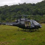 Polícia Civil de Santa Catarina, com apoio do SAER, localiza plantação de maconha em Garopaba