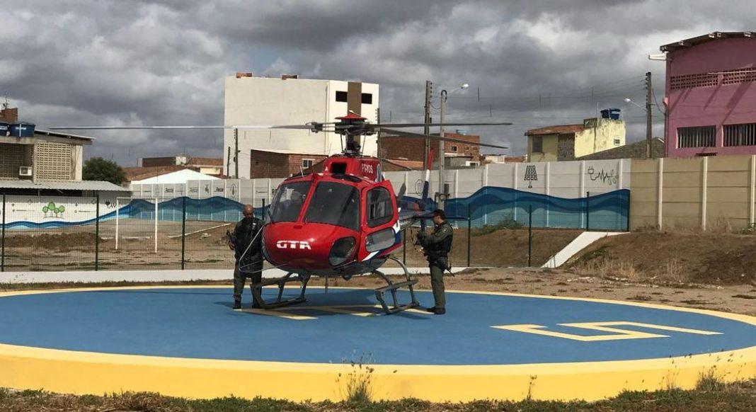 GTA de Pernambuco participa de operação na divisa com a Paraíba