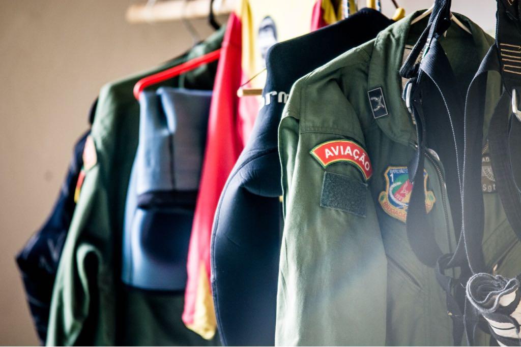 Brigada Militar é destaque na formação de pilotos e instrutores