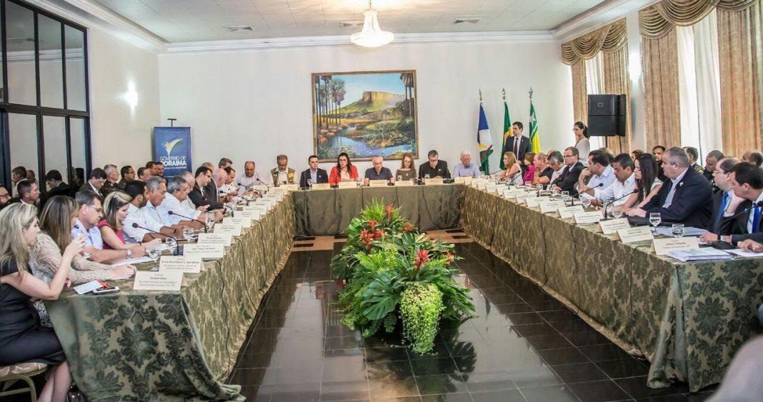 Ações conjuntas e liberação de recursos do Governo Federal devem ajudar a solucionar crise migratória em Roraima