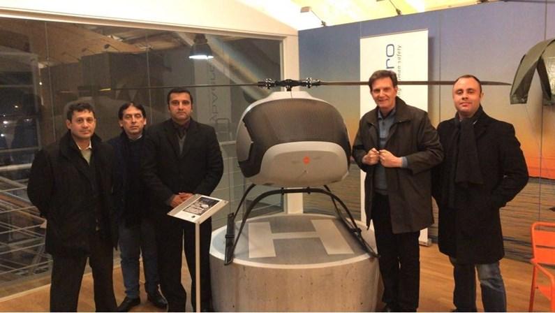 Viagem para a Europa realizado pelo Prefeito Marcelo Crivella foi para conhecer drones, equipamentos que possam ajudar o COR a fornecer imagens para as forças de segurança do Rio de Janeiro no momento das incursões nas comunidades carentes.