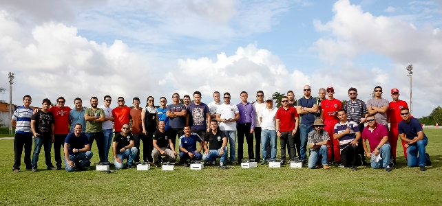 Academia Estadual de Segurança Pública do Ceará promove primeiro curso de operador de drone