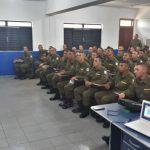 GRAESP do Pará ministra palestra para alunos do Curso de Formação de Praças em Altamira