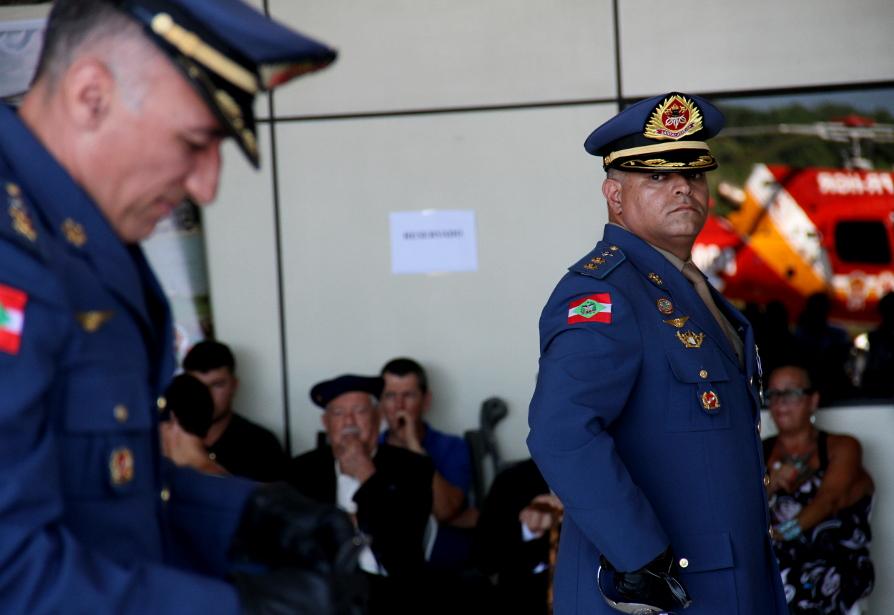 Passagem de Comando. Foto: Jackson Jacques Soldado BM.