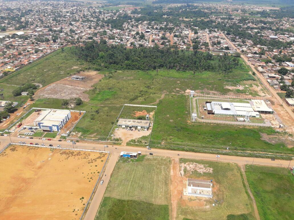 Centro de treinamento será construído no Bairro Escola de Polícia, ao lado da Unisp.