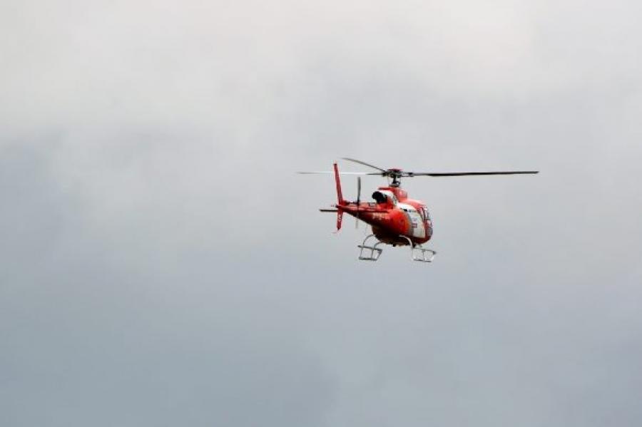 Samu Aeromédico foi acionado para atender vítima de afogamento na praia Ponta do Mangue, em MaragogiCarla Cleto