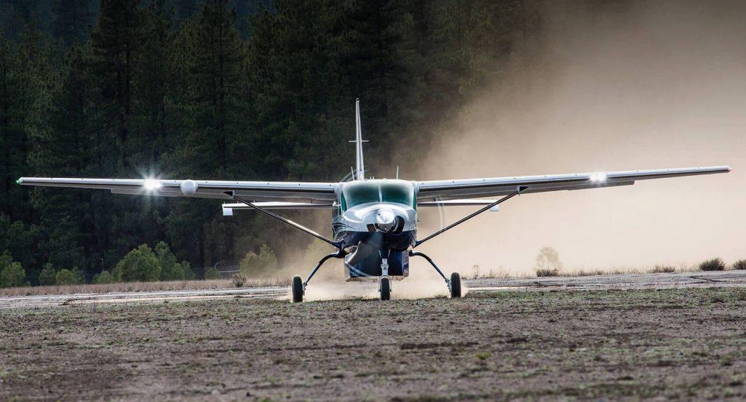 Grand Caravan EX. Foto: Cessna - Textron.