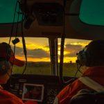 Curso de formação de tripulantes do Corpo de Bombeiros de Minas Gerais encerra segunda fase. Fotos: Tenente llenildo Prata de Paula.