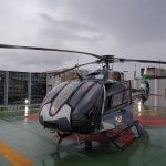Tripulação do Falcão 04 foi acionada para apoio ao SIATE do 7° GB para socorrer afogado.