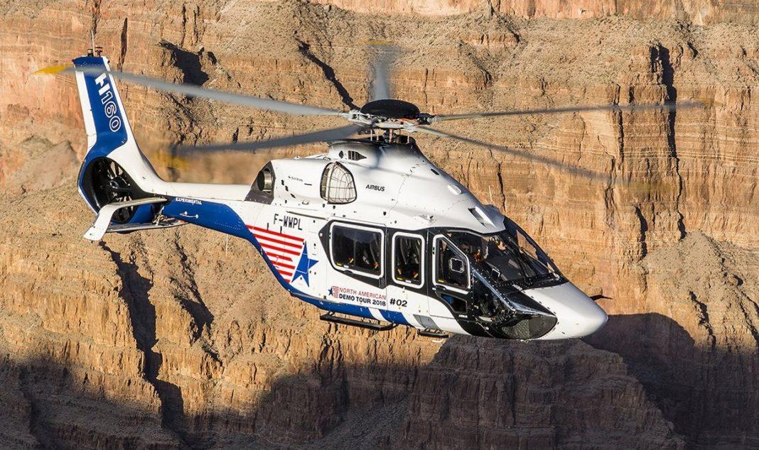 Foram encomendadas mais de 50 unidades da ampla gama de helicópteros da empresa para clientes de todo o mundo