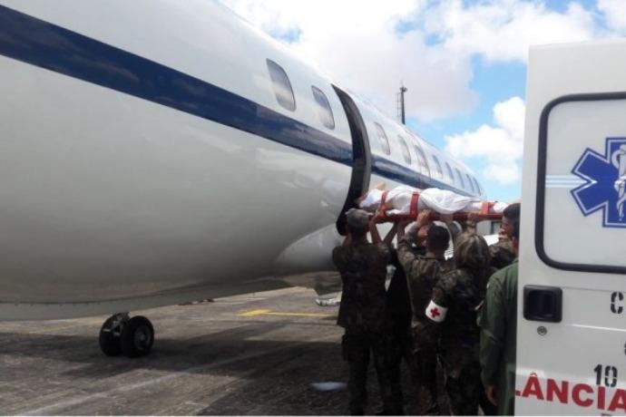 Primeiro Esquadrão de Transporte Aéreo realizou missão EVAM de Belém (PA) para Fortaleza (CE)