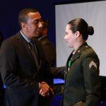 """Pioneiros da aviação do DF recebem medalha """"Mérito Aviação da Segurança Pública e da Paz Social"""". Foto: Renato Santana."""