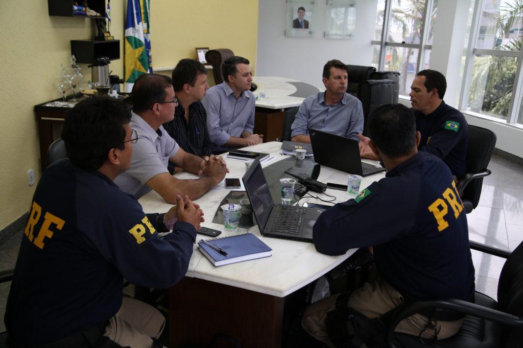 Sorriso terá a primeira Base Centralizada Operacional da PRF fora de Cuiabá