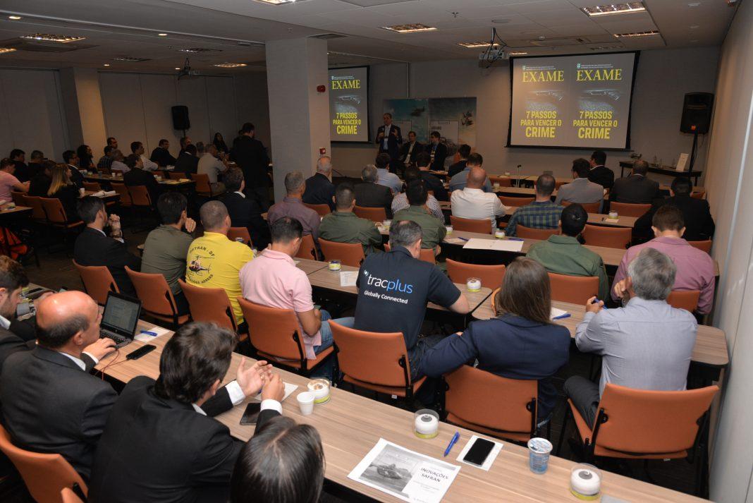 Inovação e novas tecnologias são temas do 2º Seminário de Gestão de Frota e Segurança promovido pela Safran