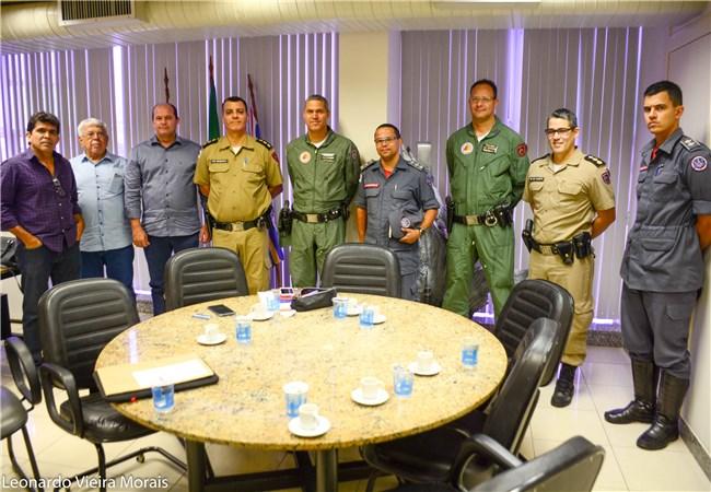 5ª Base Regional de Aviação do Estado será instalada no aeroporto de Governador Valadares, MG. Foto: Leonardo Morais.