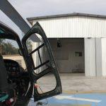 Inaugura nesta sexta-feira, 13, o hangar da 2ª Companhia do Batalhão de Aviação da Polícia Militar, em Joinville. O investimento do Governo do Estado é de R$ 607 mil - Joinville - 11/04/2017 - Foto: Divulgação/ADR Joinville