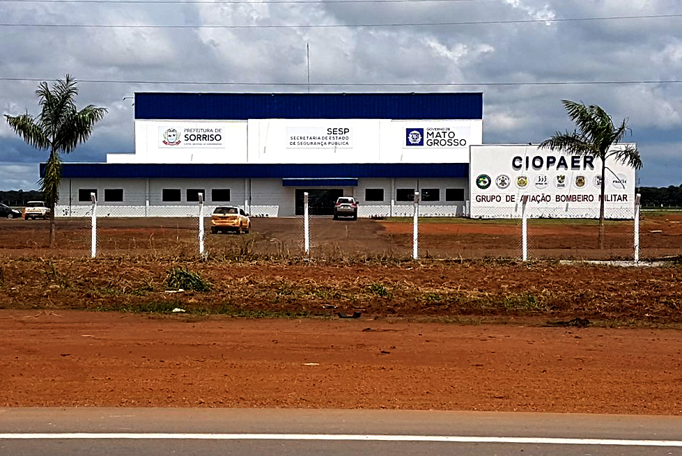 Base de Sorriso do Ciopaer/MT completa três meses de atuação fortalecendo as ações de Segurança no norte do Mato Grosso.