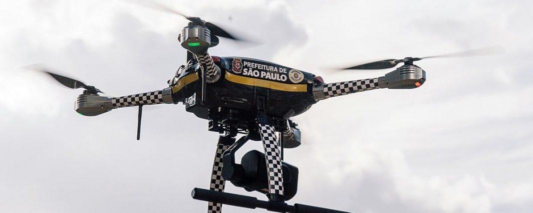 Dronepol da Guarda Civil de São Paulo passará a operar o novo drone X820 da Dahua