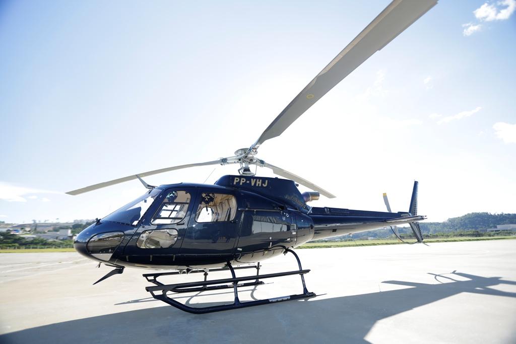 A família Esquilo acumula mais de 25 milhões de horas de voo, com aproximadamente quatro mil unidades atualmente em operação por todo o mundo. Crédito: Renato Olivas.