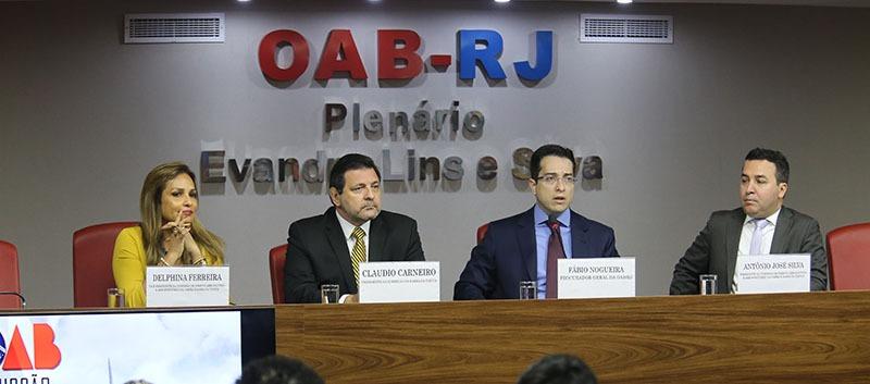 Compliance, seguro obrigatório e risco de drones pautam Seminário de Direito Aeronáutico no Rio de Janeiro. Foto: Lula Aparício