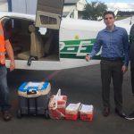 Em duas semanas a Seção de Transporte Aéreo da Casa Militar do Paraná transportou 37 órgãos para transplante