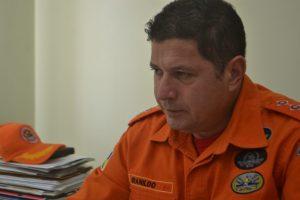 Major Iranildo: equipe de pilotos treinada nos EUA.