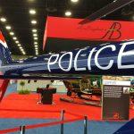 Novo helicóptero monomotor Kopter SH09