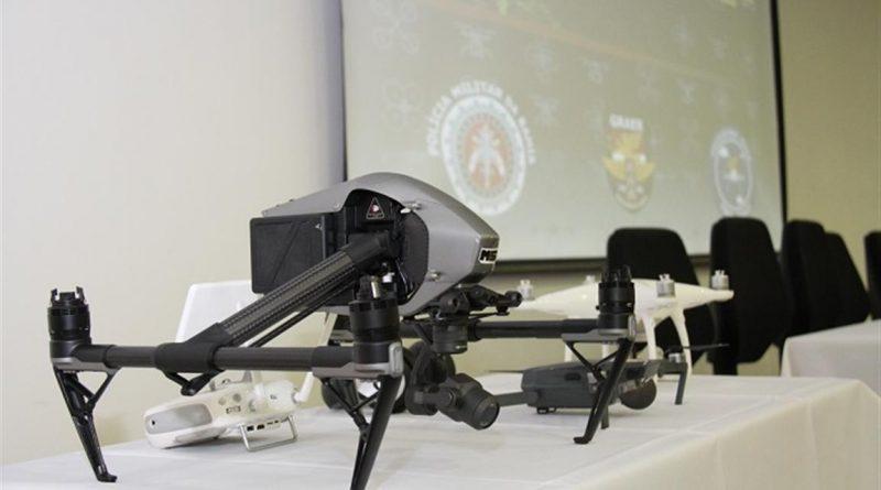 Operação São João contará com uso de drone nas estradas baianas