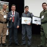 Encontro Nacional de Aviação de Segurança Pública reúne profissionais de todo Brasil. Foto: Roberto Caiafa.