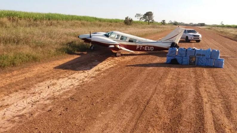 O último caso de aeronave abatida em Mato Grosso ocorreu em 20 de junho deste ano, em uma região de fazenda próximo ao município de Denise.