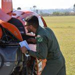 Polícia Rodoviária Federal forma turma de pilotos de helicópteros e capacita pilotos de avião