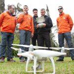 Defesa Civil do Paraná realiza 2º Curso de Capacitação em Drone