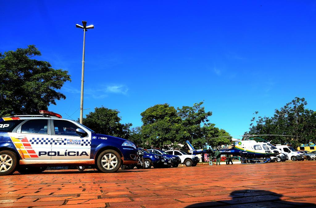 Seis aeronaves são apreendidas no Mato Grosso com drogas de Janeiro a Junho.