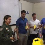 Pilotos da Polícia do Rio de Janeiro e FAB recebem capacitação teórica sobre óculos de visão noturna