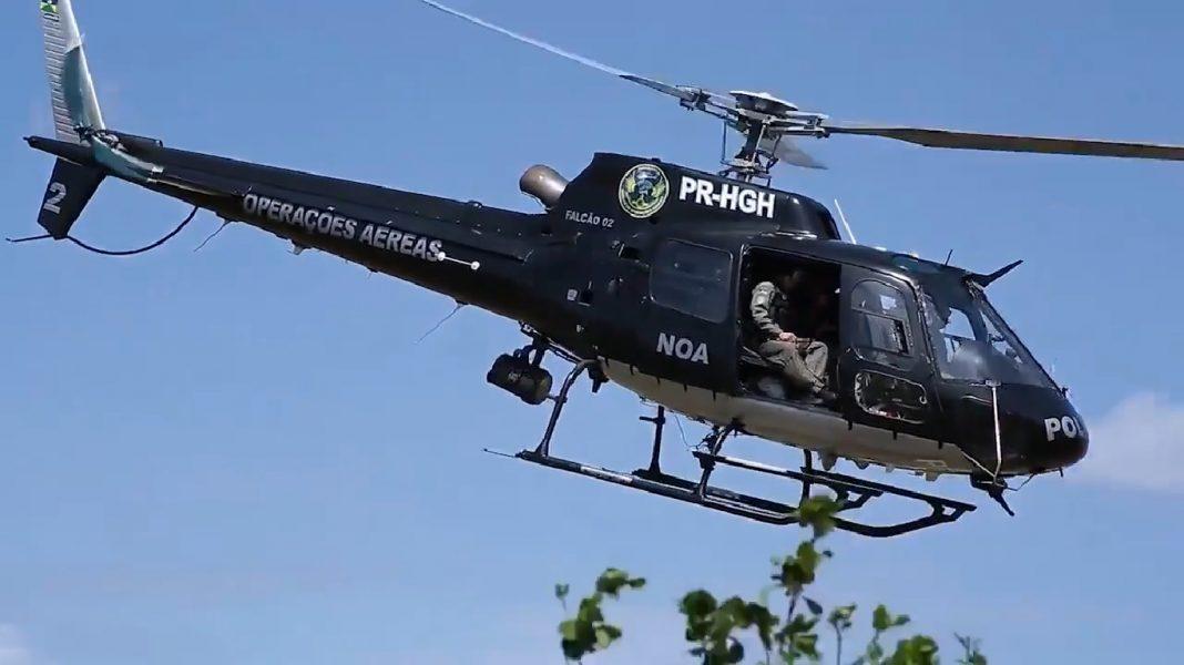 Aeronave e equipamentos reforçam a segurança pública e o combate aos crimes ambientais em Rondônia.