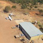 Avião que saiu da Bolívia com cocaína é apreendido no Tocantins com apoio do helicóptero do CIOPAer
