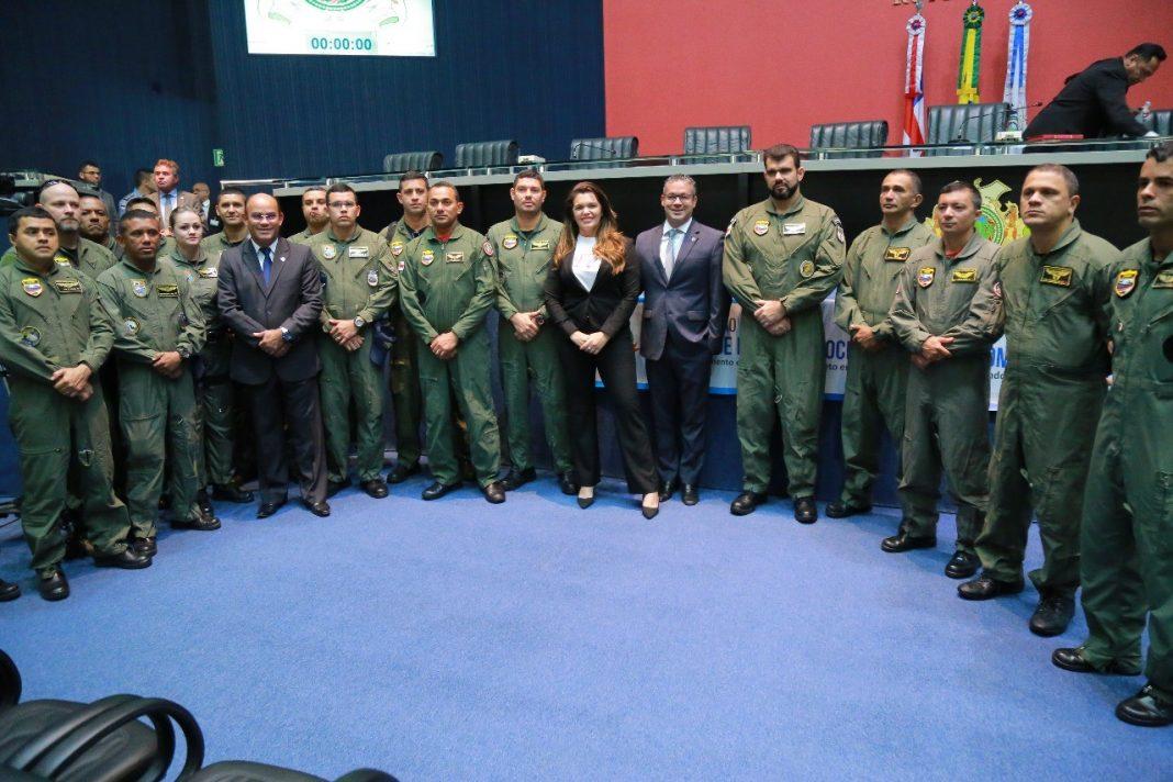 Votação da Lei - Governo do Amazonas cria o Departamento Integrado de Operações Aéreas na Segurança Pública