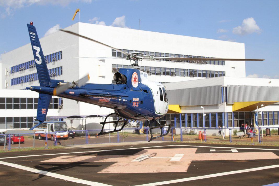 """Poucos hospitais da região possuem heliponto (Foto: Arquivo DC)"""""""